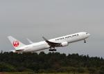 鈴鹿@風さんが、成田国際空港で撮影した日本航空 767-346/ERの航空フォト(写真)