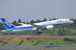 amagoさんが、成田国際空港で撮影した全日空 787-8 Dreamlinerの航空フォト(写真)