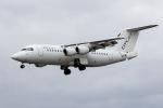 xingyeさんが、ロンドン・シティ空港で撮影したシティジェット Avro 146-RJ85の航空フォト(写真)