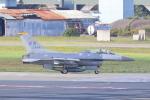 yuu-kiさんが、三沢飛行場で撮影したアメリカ空軍 F-16DM-50-CF Fighting Falconの航空フォト(写真)