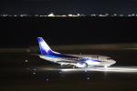 せんちょうさんが、中部国際空港で撮影したANAウイングス 737-54Kの航空フォト(写真)
