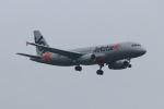 funi9280さんが、成田国際空港で撮影したジェットスター・ジャパン A320-232の航空フォト(写真)