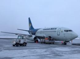 BOSTONさんが、エドモントン国際空港で撮影したカナディアン・ノース 737-275C/Advの航空フォト(飛行機 写真・画像)