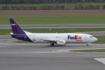 BTYUTAさんが、ウィーン国際空港で撮影したフェデックス・エクスプレス 737-4Q8(SF)の航空フォト(写真)