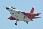 SR71zero1さんが、岐阜基地で撮影した防衛装備庁 X-2 (ATD-X)の航空フォト(写真)