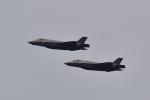 ばとさんが、朝霞駐屯地で撮影した航空自衛隊 F-35A Lightning IIの航空フォト(写真)