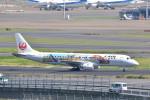 トロピカルさんが、羽田空港で撮影したジェイ・エア ERJ-190-100(ERJ-190STD)の航空フォト(写真)