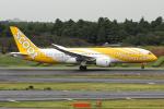 Cozy Gotoさんが、成田国際空港で撮影したスクート 787-8 Dreamlinerの航空フォト(写真)