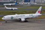 turenoアカクロさんが、羽田空港で撮影した日本航空 777-246の航空フォト(写真)