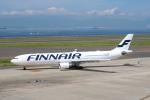 らむえあたーびんさんが、中部国際空港で撮影したフィンエアー A330-302Xの航空フォト(写真)