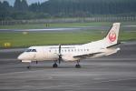 kumagorouさんが、鹿児島空港で撮影した日本エアコミューター 340Bの航空フォト(飛行機 写真・画像)