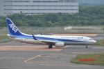 ワイエスさんが、新千歳空港で撮影した全日空 737-881の航空フォト(写真)