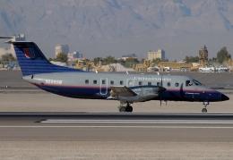 BOSTONさんが、マッカラン国際空港で撮影したスカイウエスト EMB 120ERの航空フォト(飛行機 写真・画像)