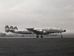 BOSTONさんが、シカゴ・ミッドウェー国際空港で撮影したトランス・ワールド航空 L-1049 Super Constellationの航空フォト(飛行機 写真・画像)