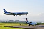 anyoziさんが、仙台空港で撮影した全日空 767-381の航空フォト(写真)