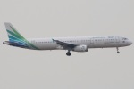 たみぃさんが、香港国際空港で撮影したランメイ・エアラインズ A321-231の航空フォト(写真)