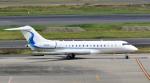 kamerajiijiさんが、羽田空港で撮影したウィルミントン・トラスト・カンパニー BD-700 Global Express/5000/6000の航空フォト(写真)