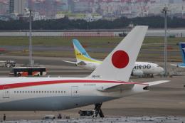 imosaさんが、羽田空港で撮影した航空自衛隊 777-3SB/ERの航空フォト(写真)