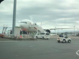 Cygnus00さんが、羽田空港で撮影した航空自衛隊 777-3SB/ERの航空フォト(写真)