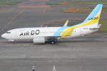 OMAさんが、新千歳空港で撮影したAIR DO 737-781の航空フォト(写真)