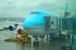 たにかわさんが、仁川国際空港で撮影した大韓航空 747-4B5の航空フォト(写真)