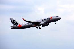 まいけるさんが、成田国際空港で撮影したジェットスター・ジャパン A320-232の航空フォト(写真)