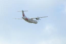ヨウダーさんが、徳之島空港で撮影した日本エアコミューター ATR-42-600の航空フォト(飛行機 写真・画像)