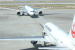 ヨウダーさんが、那覇空港で撮影した日本航空 767-346/ERの航空フォト(写真)