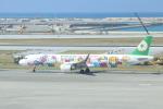 ヨウダーさんが、那覇空港で撮影したエバー航空 A321-211の航空フォト(写真)