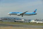 09RJNH27さんが、福岡空港で撮影した大韓航空 787-9の航空フォト(写真)