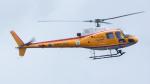 coolinsjpさんが、広島空港で撮影したオールラウンドヘリコプター AS350B Ecureuilの航空フォト(写真)