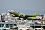 ザキヤマさんが、福岡空港で撮影したジンエアー 777-2B5/ERの航空フォト(写真)