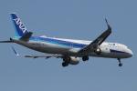 mahiちゃんさんが、羽田空港で撮影した全日空 A321-211の航空フォト(写真)