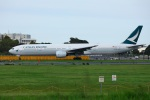 garrettさんが、成田国際空港で撮影したキャセイパシフィック航空 777-267の航空フォト(写真)