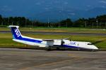 HS888さんが、鹿児島空港で撮影したANAウイングス DHC-8-402Q Dash 8の航空フォト(写真)