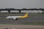 ゆなりあさんが、成田国際空港で撮影したバニラエア A320-214の航空フォト(写真)