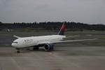 ゆなりあさんが、成田国際空港で撮影したデルタ航空 777-232/LRの航空フォト(写真)