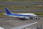ペン太さんが、羽田空港で撮影した不明の航空フォト(写真)