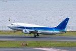 たかしさんが、羽田空港で撮影したANAウイングス 737-5L9の航空フォト(写真)