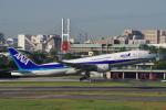 yabyanさんが、伊丹空港で撮影した全日空 777-281の航空フォト(写真)