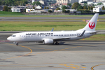 yabyanさんが、伊丹空港で撮影した日本航空 737-846の航空フォト(飛行機 写真・画像)