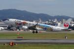 yabyanさんが、伊丹空港で撮影したジェイ・エア ERJ-190-100(ERJ-190STD)の航空フォト(飛行機 写真・画像)