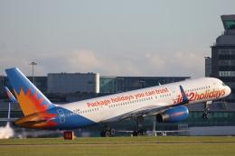 安芸あすかさんが、マンチェスター空港で撮影したジェット・ツー 757-23Nの航空フォト(飛行機 写真・画像)