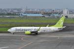 ワイエスさんが、宮崎空港で撮影したソラシド エア 737-81Dの航空フォト(写真)