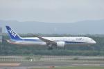 ワイエスさんが、新千歳空港で撮影した全日空 787-9の航空フォト(写真)
