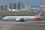 トロピカルさんが、羽田空港で撮影したアメリカン航空 787-9の航空フォト(写真)