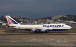 MOHICANさんが、福岡空港で撮影したトランスアエロ航空 747-412の航空フォト(写真)