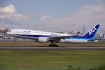 yabyanさんが、伊丹空港で撮影した全日空 777-281/ERの航空フォト(飛行機 写真・画像)