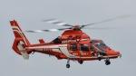 Chinookさんが、福岡空港で撮影した福岡市消防局消防航空隊 AS365N3 Dauphin 2の航空フォト(写真)
