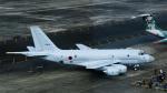 パンダさんが、下総航空基地で撮影した海上自衛隊 P-1の航空フォト(写真)